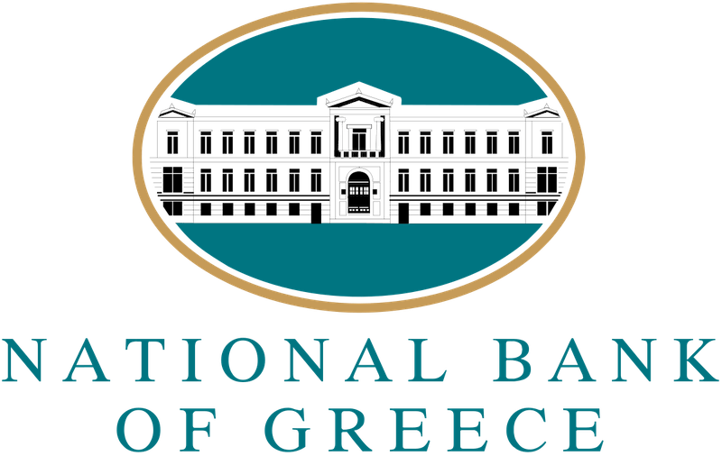 Logo National Bank of Greece